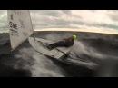 SKYLT Extreme Laser Winter Sailing