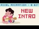 Steven Universe Pixel Nova Intro Final Extra Multi Linguagem 8 bit