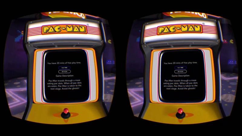 окулус игровые автоматы