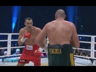 Владимир Кличко-Тайсон Фьюри / Wladimir Klitschko vs Tyson   Fury 11.28.15 (2)