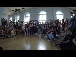 QWEEN MANHUNTA | GROOVE AVENUE 3 | KRUMP SELECTION