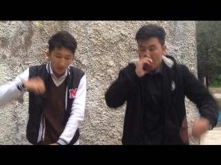 Dub step. Beatbox. Балтабай & Акши (SB & JC)