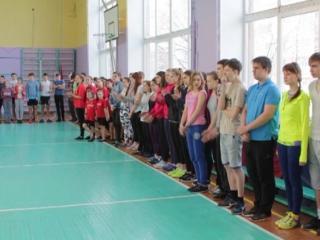 Открытие центра тестирования ГТО в школе №2