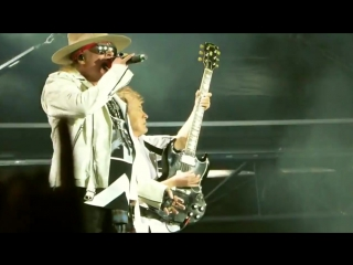 AC/DC with Axl Rose - Touch Too Much (Live at Prague 22.05.16)