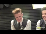 McFly play the serious lyrics game