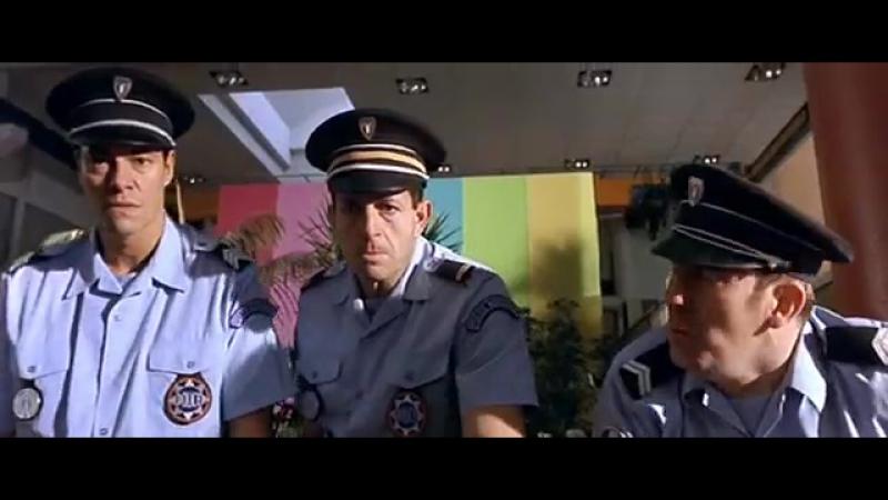 Отрывок из фильма Такси 2 Привет педики