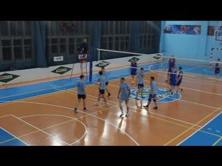 Волейбол. Новогодний кубок 2016. Мужчины. Олимп-1-ПЧ-63.ч.1