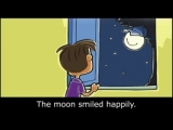 The Moon and the Cap- Learn English (UK) with subtitles - Story for Children 'Bo_low