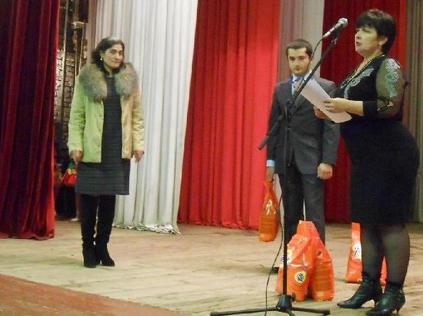 В станице Зеленчукской прошел концерт посвященный Дню матери
