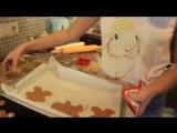 Имбирное печенье или пряничные человечки. Часть 1 - Рецепт печенья. HandMade - DIY (1)