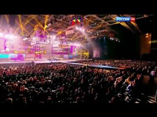 Новогодний концерт Песня года 2015. Часть 2-я. Эфир 02.01.2016