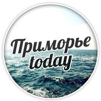 Логотип Приморье today / Владивосток