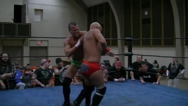 Beyond Wrestling/NWA Smoky Mountain Sleeper Cell(4.01.2014)