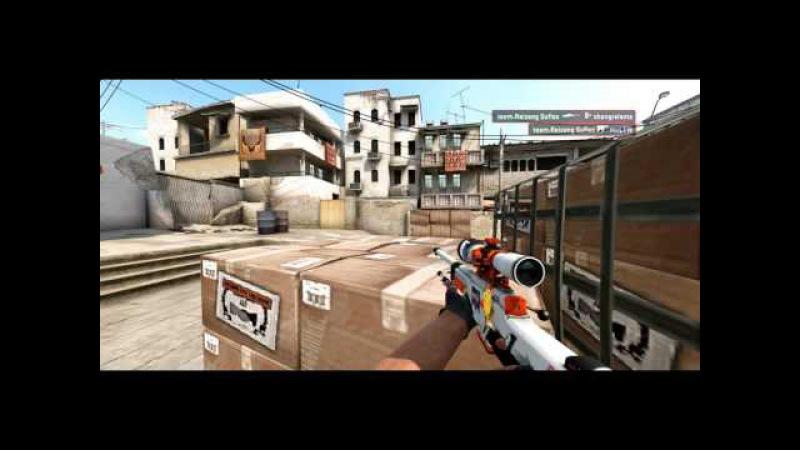 CS:GO - Suflex 3 Actions/movie/4 NoScoup/Proffesional Awp/Watch all|Крутой мувик в КС ГО/Профи авп)