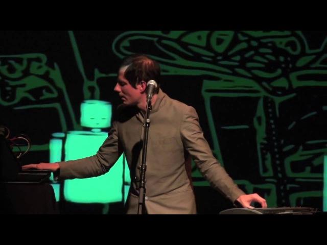 Felix Kubin live at Festival BBmix 2013