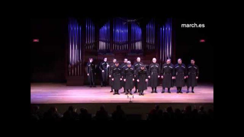 A coro. Polifonías de georgia
