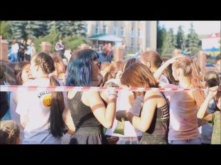 Фестиваль красок в Новобелокатае