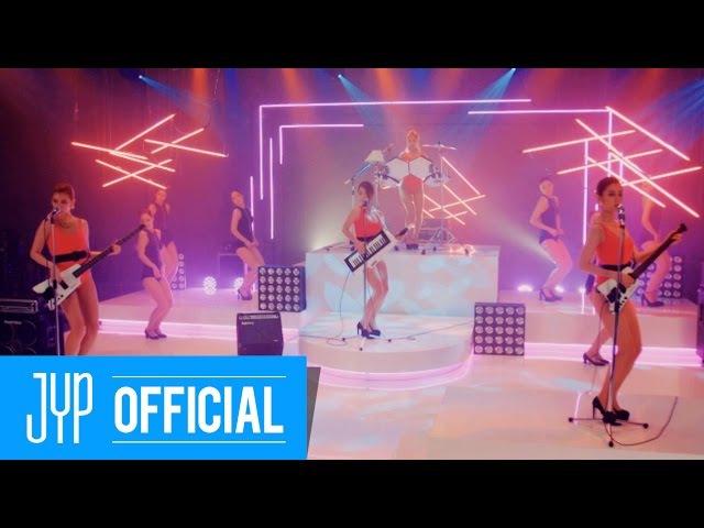 Wonder Girls I Feel You M/V