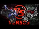 Мопед Альфа Против Ямахи Р1 Alpha VS Yamaha R1