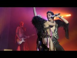 The Zodiac Show Opener - Black Dog -Feat. Adam Lambert, Allan Louis, Scarlett, Ali Porter, Ty Taylor, and Rebel