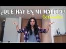 Karol Sevilla I Karol De Viaje Qué Llevo En Mi Maleta? Colombia