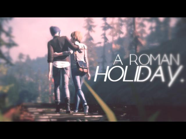 ᴘʀɪᴄᴇғɪᴇʟᴅ ROMAN HOLIDAY