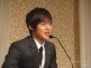[fancam] Kim Hyun Joong@120309 유엔사회공헌 한국캠페인 출범식