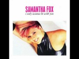 Samantha Fox i only wanna be with you (extended version)