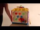 Развивающая игрушка куб Incrediblock Fisher Price Фишер Прайс tobby.by