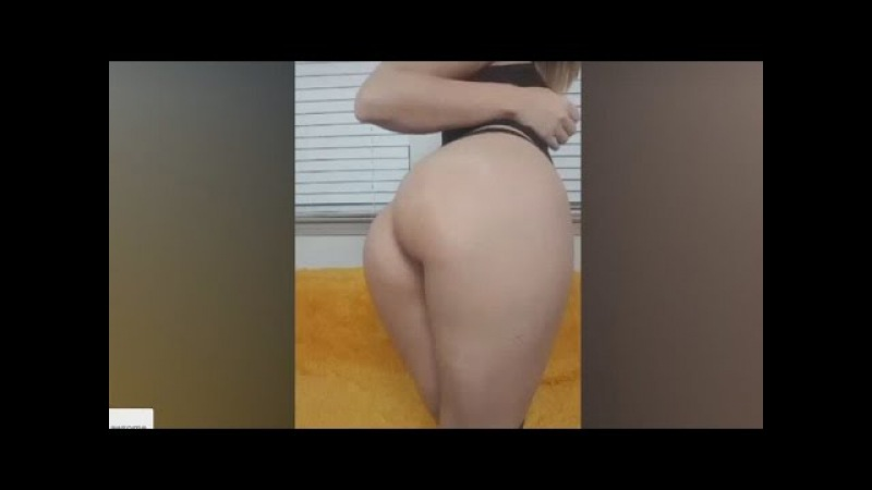 PG 2 Twerk big ass in periscope Ляля в Periscopre тверкует