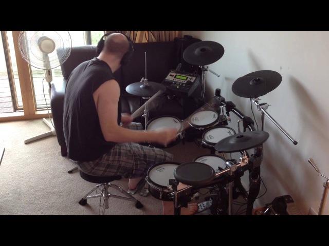 Depeche Mode - Useless (Kruder Dorfmeister Remix) (Roland TD-12 Drum Cover)