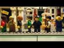 LEGO Bus Stop - Автобусная остановка