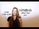 Brave - Sara Bareilles (Cover) National Coming Out Day!