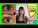 Metodos Naturales para Alargar tus Pestañas