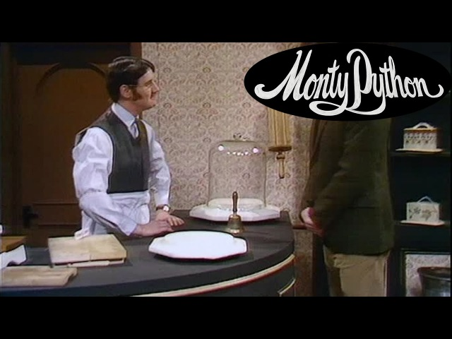 Cheese Shop Sketch - Monty Python's Flying Circus