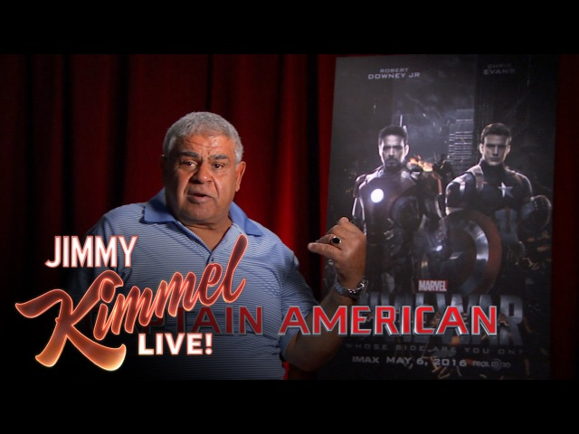Talkin' About the Movie with Yehya Captain America Civil War