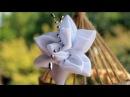 Цветы Канзаши Мастер Класс/ Kanzashi HandMade