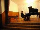 Артем Ляхович. Лекция Исполнение клавирных произведений Баха на фортепиано 1