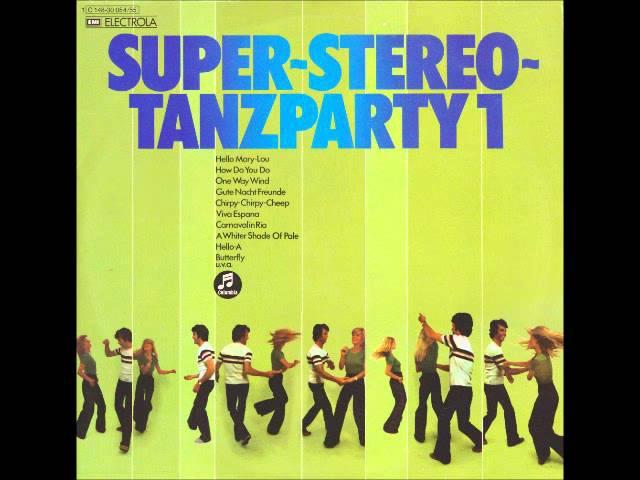 The Berry Lipman Party Band - Rose Garden - Sally Sunshine - Rosetta