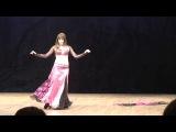 Файзулина Эля, соло классика на конкурсе
