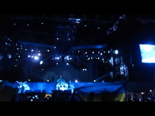 IRON MAIDEN - Fear of the DITCH (Live in TopFest 2013)