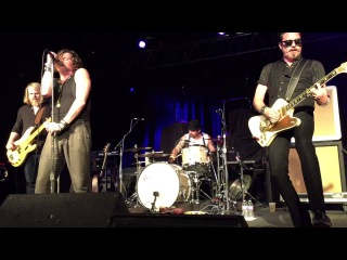 Secret Rival Sons Live Portland Oregon Roseland Theater