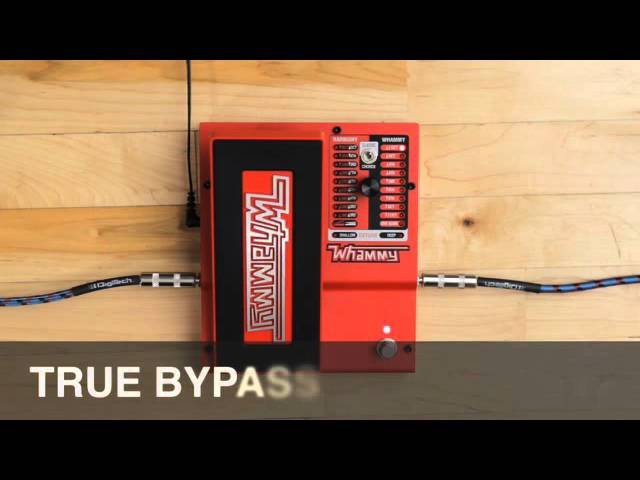 DigiTech Whammy Demo Video with Jonni Lightfoot