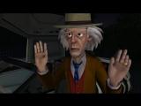 Назад в будущее game - 4 часть, Марти долбан
