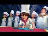 Феи: Спорт и торт / Pixie Hollow Bake Off (2013,мультфильм,США,0+) Лицензия [дубляж] / HD720
