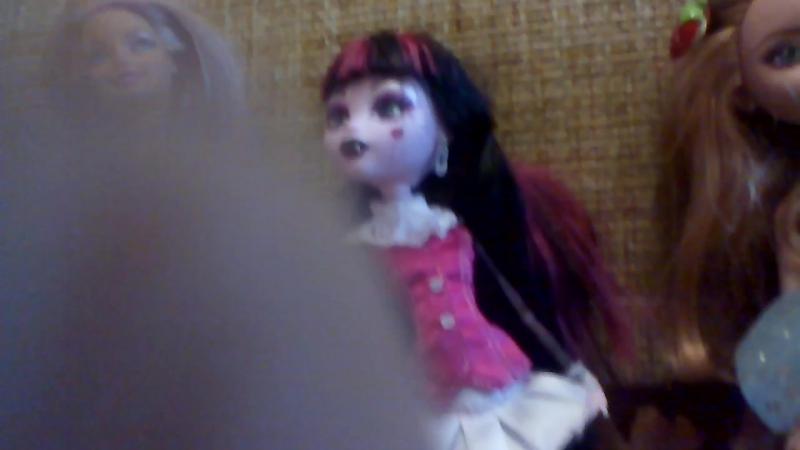 обзор моей Барби каторай я покрасила волосы