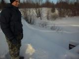 Санек....ушел под землю)))