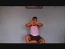 Как быстро накачать руки в домашних условиях Тренировка мышц рук гантелями Обучающее видео [360p]