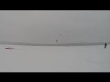 Сноукайтинг (21.02.16)