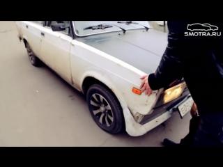 Тест драйв от Давыдыча ВАЗ 2105